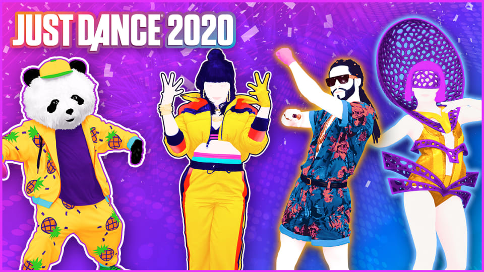 Just Dance 2020 for Nintendo Switch   Nintendo Game Details 960x540
