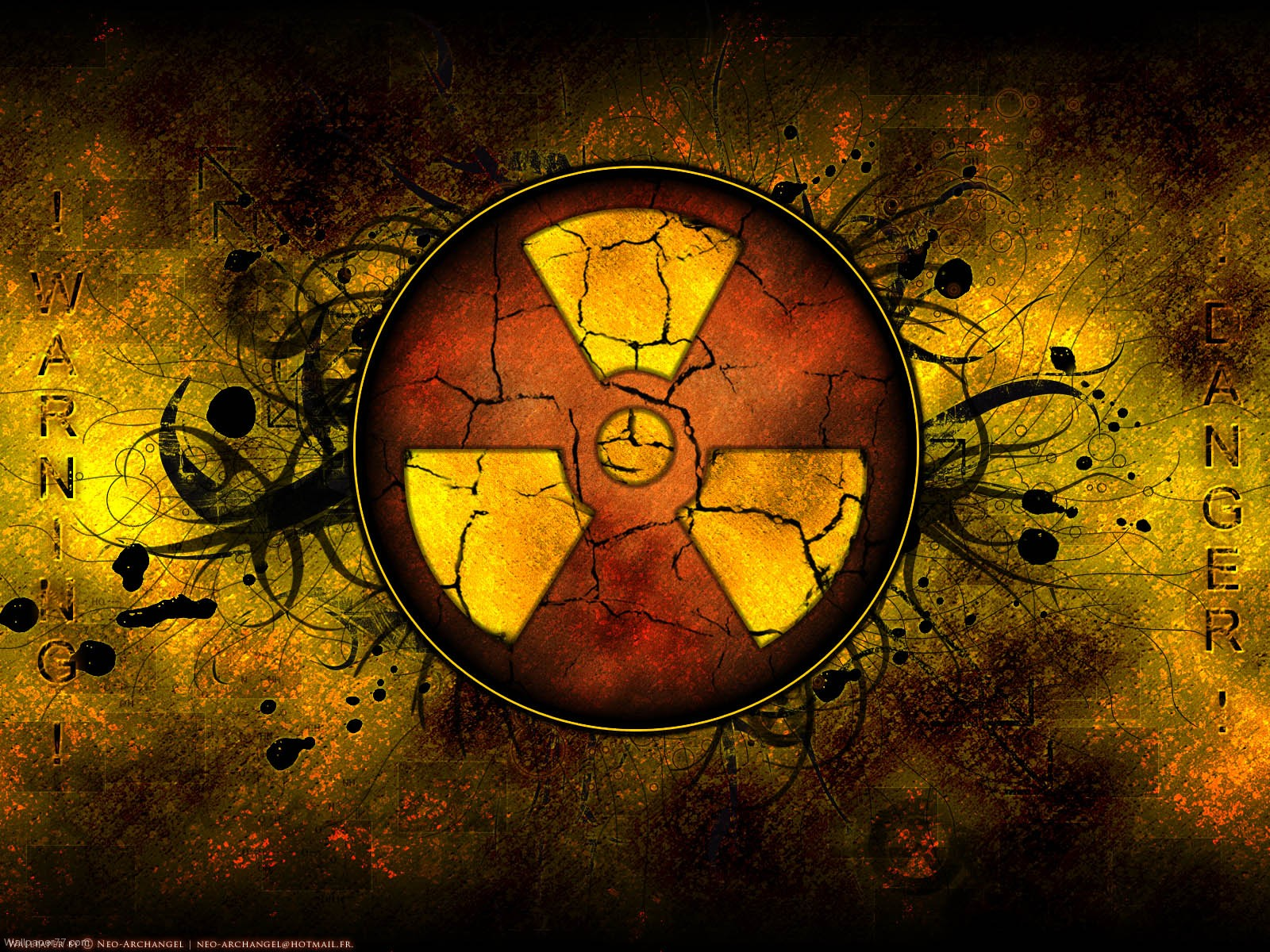 Nuke 1600x1200 pixels Wallpapers tagged Abstract Wallpapers Vector 1600x1200