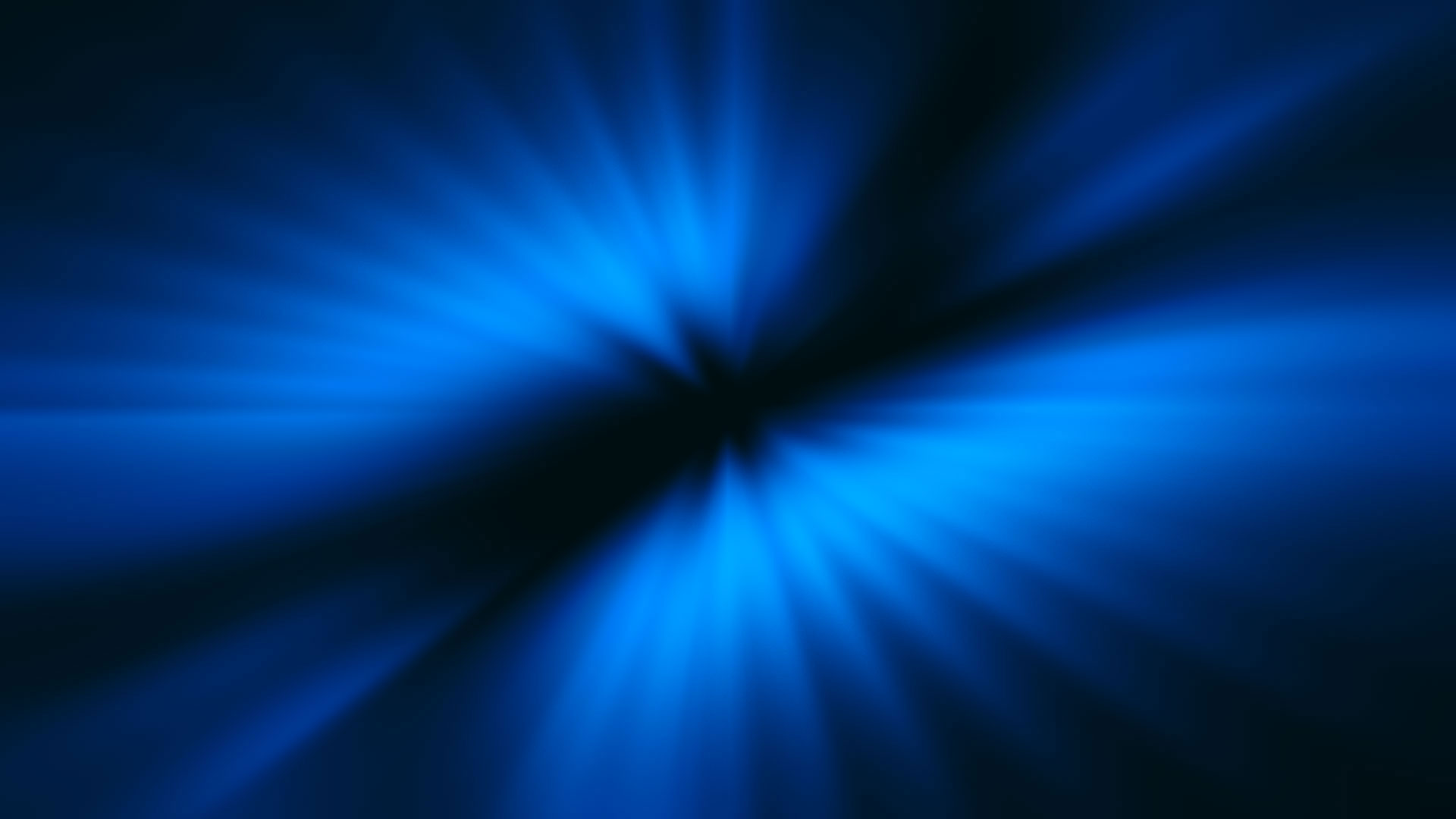 Dark Space Background Blue on Black 1920x1080