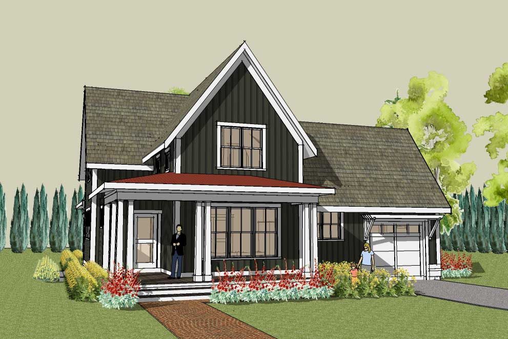 Farmhouse Plans Farmhouse Plans 991x661