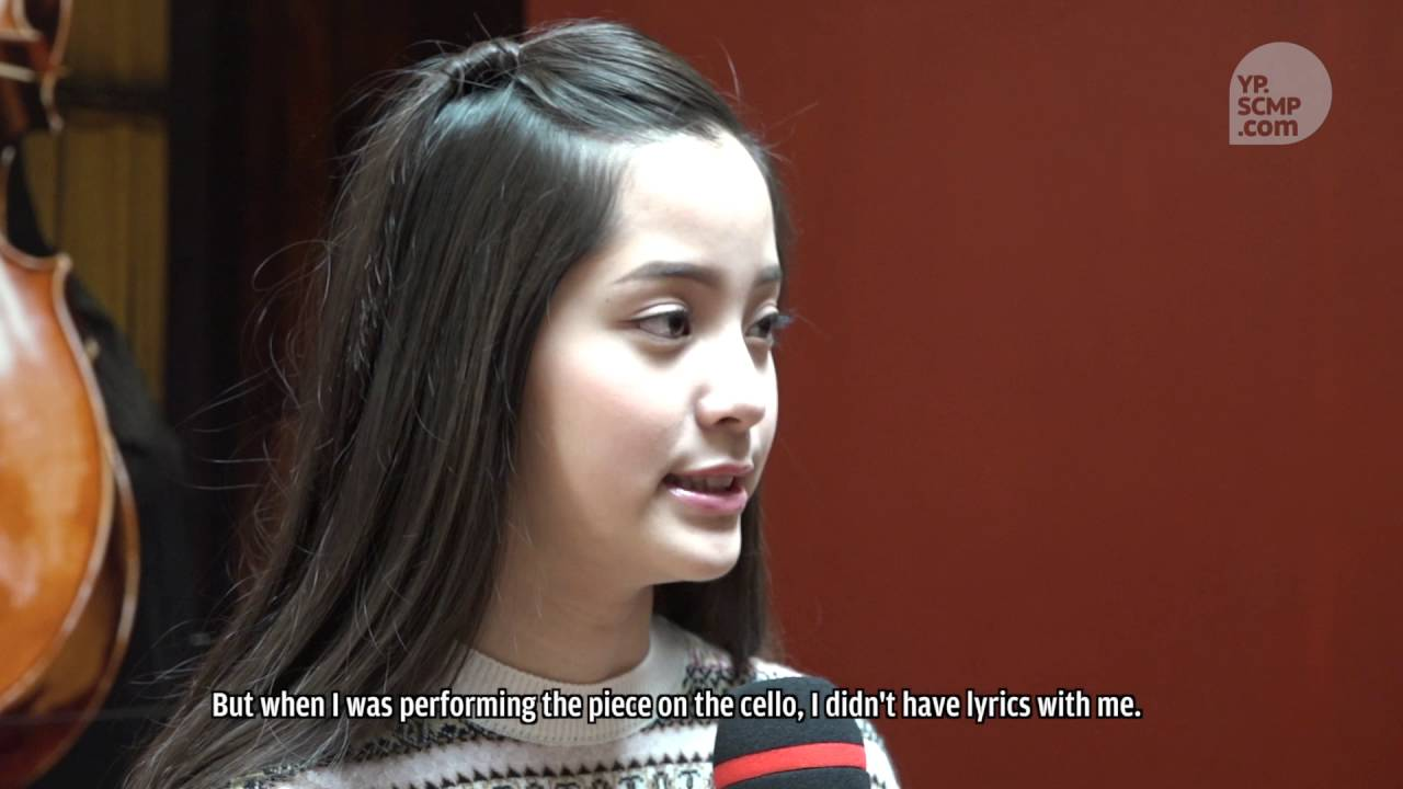 Nana Ou yang about what she tells herself in order to 1280x720