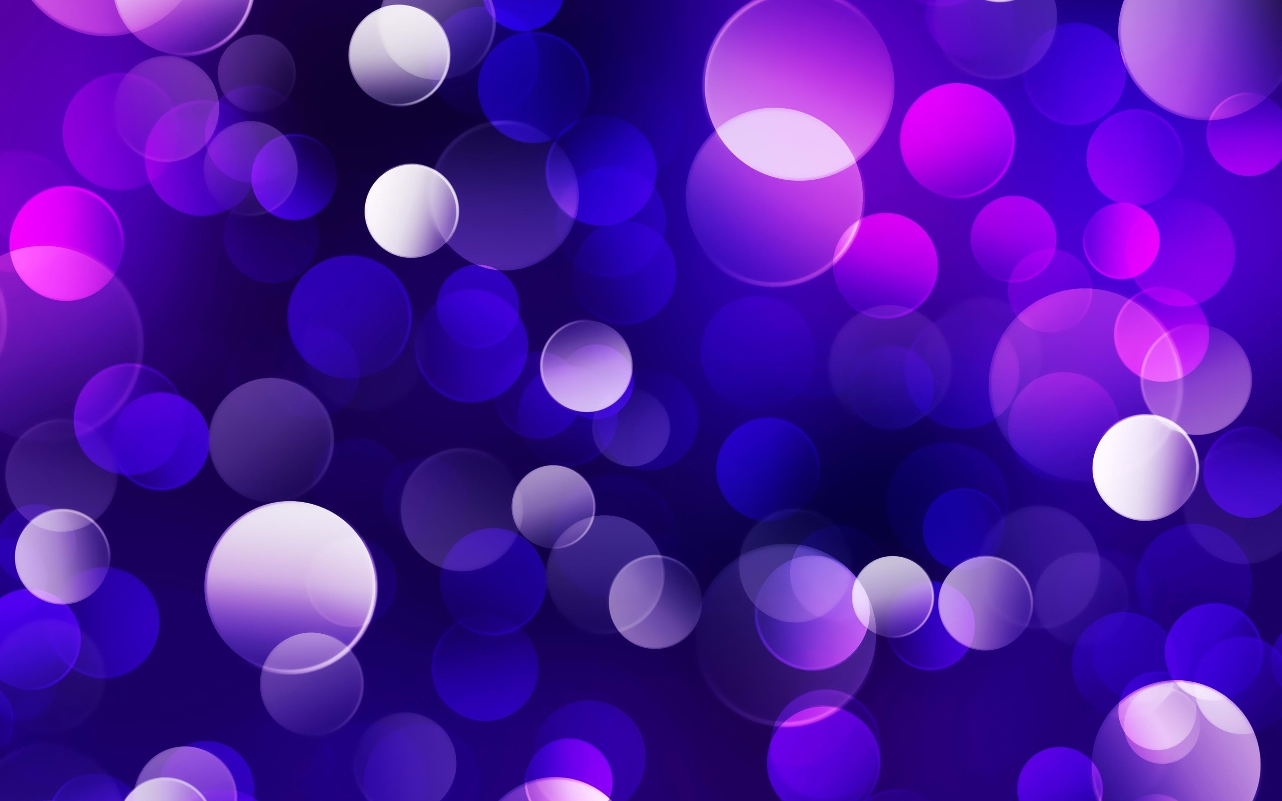 Purple Abstract Wallpaper 2560x1600
