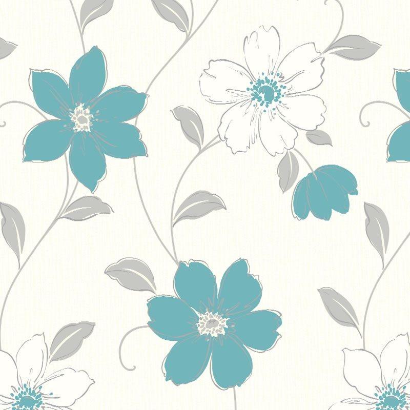 Teal and Gray Wallpaper - WallpaperSafari