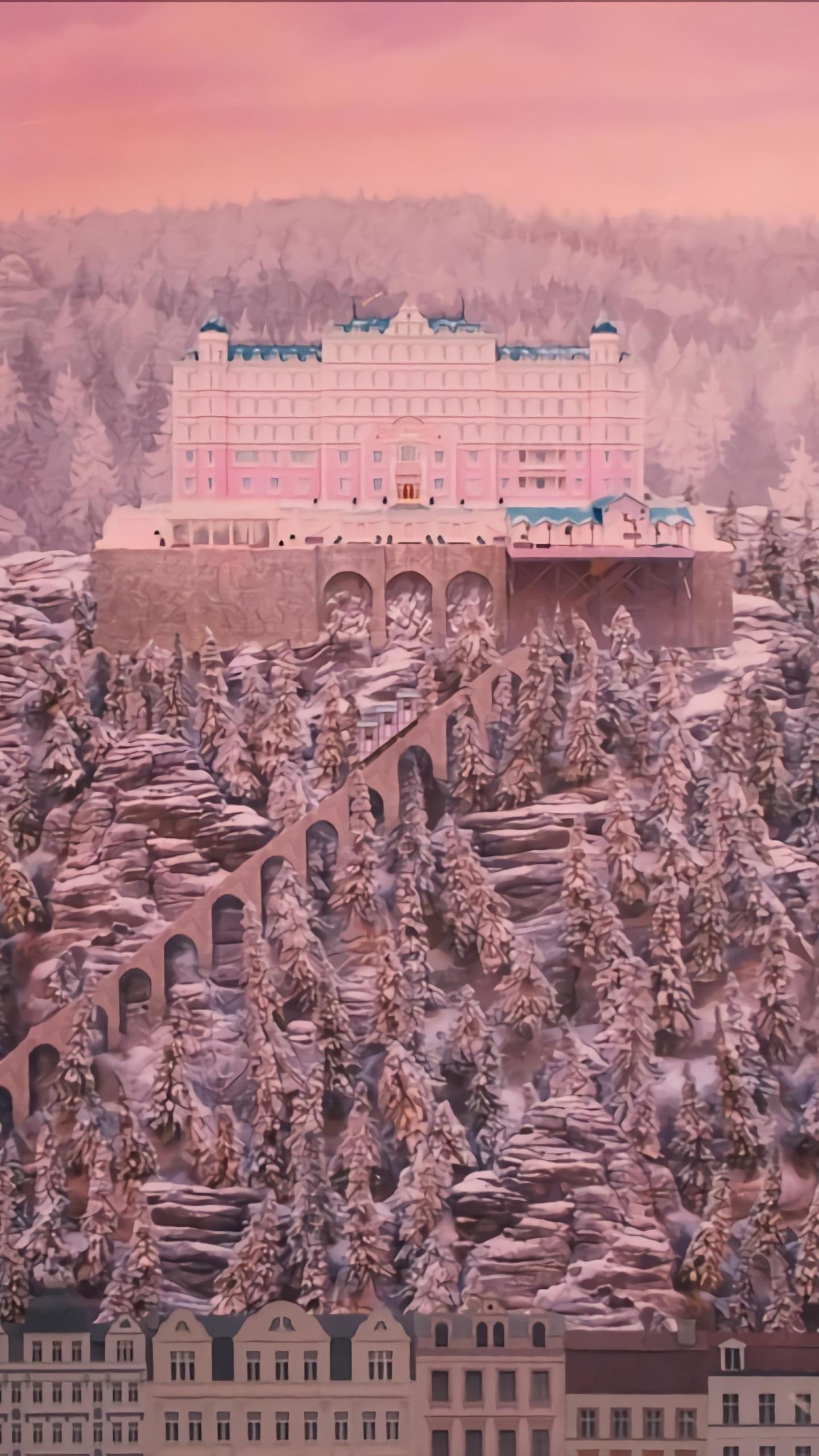 MovieThe Grand Budapest Hotel 1440x2560 Wallpaper ID 687862 1440x2560