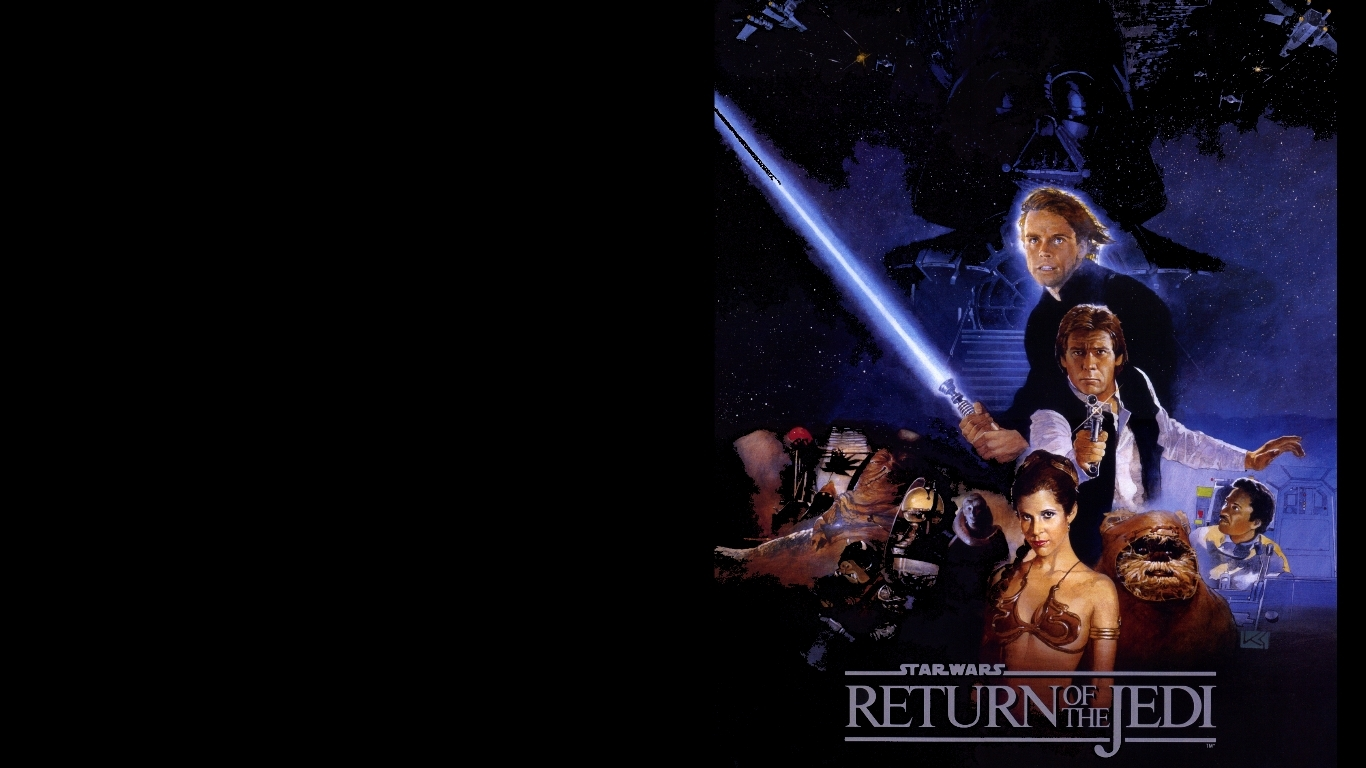 50 Return Of The Jedi Wallpaper On Wallpapersafari