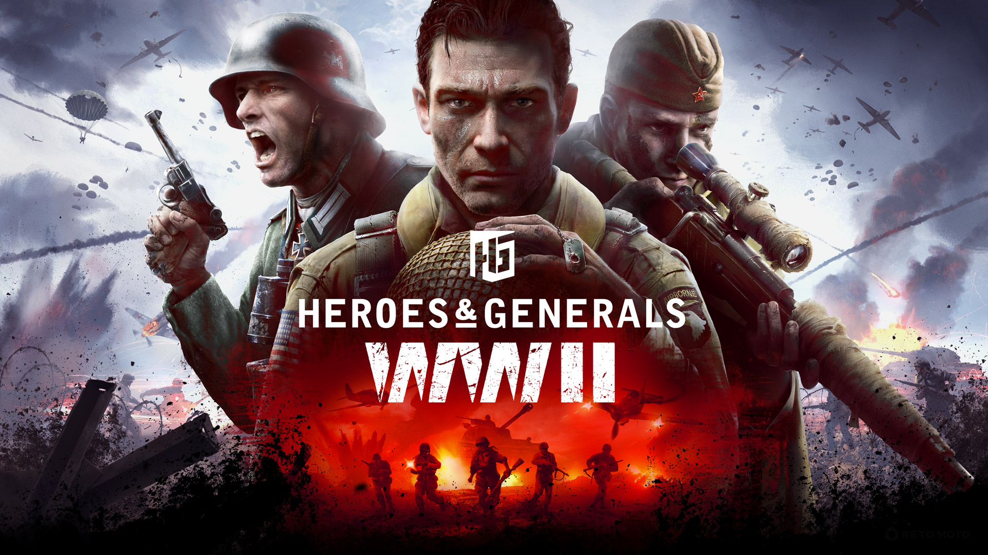 Wallpapers   Heroes Generals 1920x1080