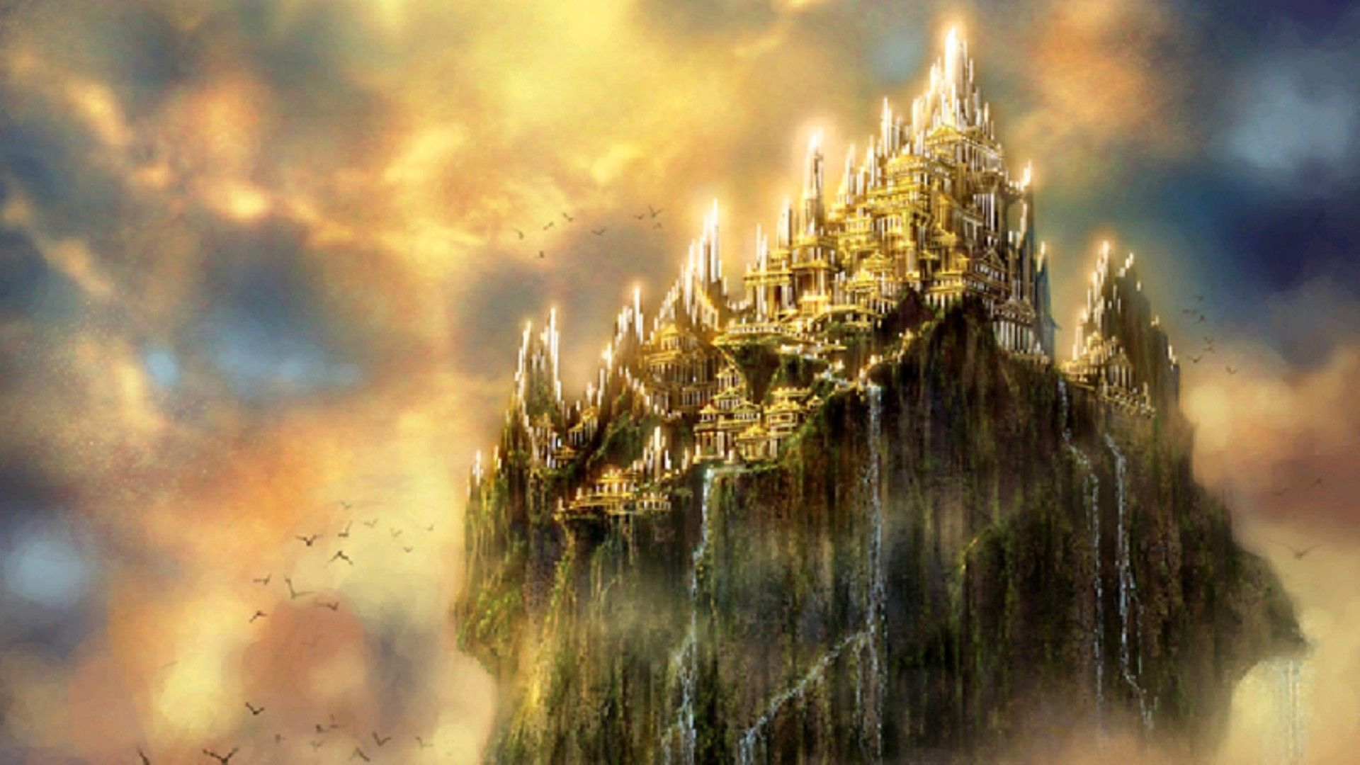 FANTASY CASTLES castles fantasy wallpapers castle wallpaper 1920x1080