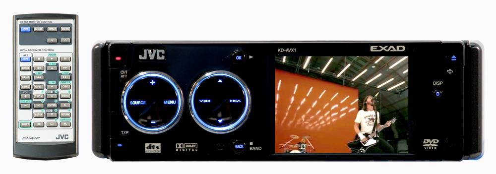 Download Compare prices on JVC KD AVX1 Car DVD Player This year JVC 1000x351