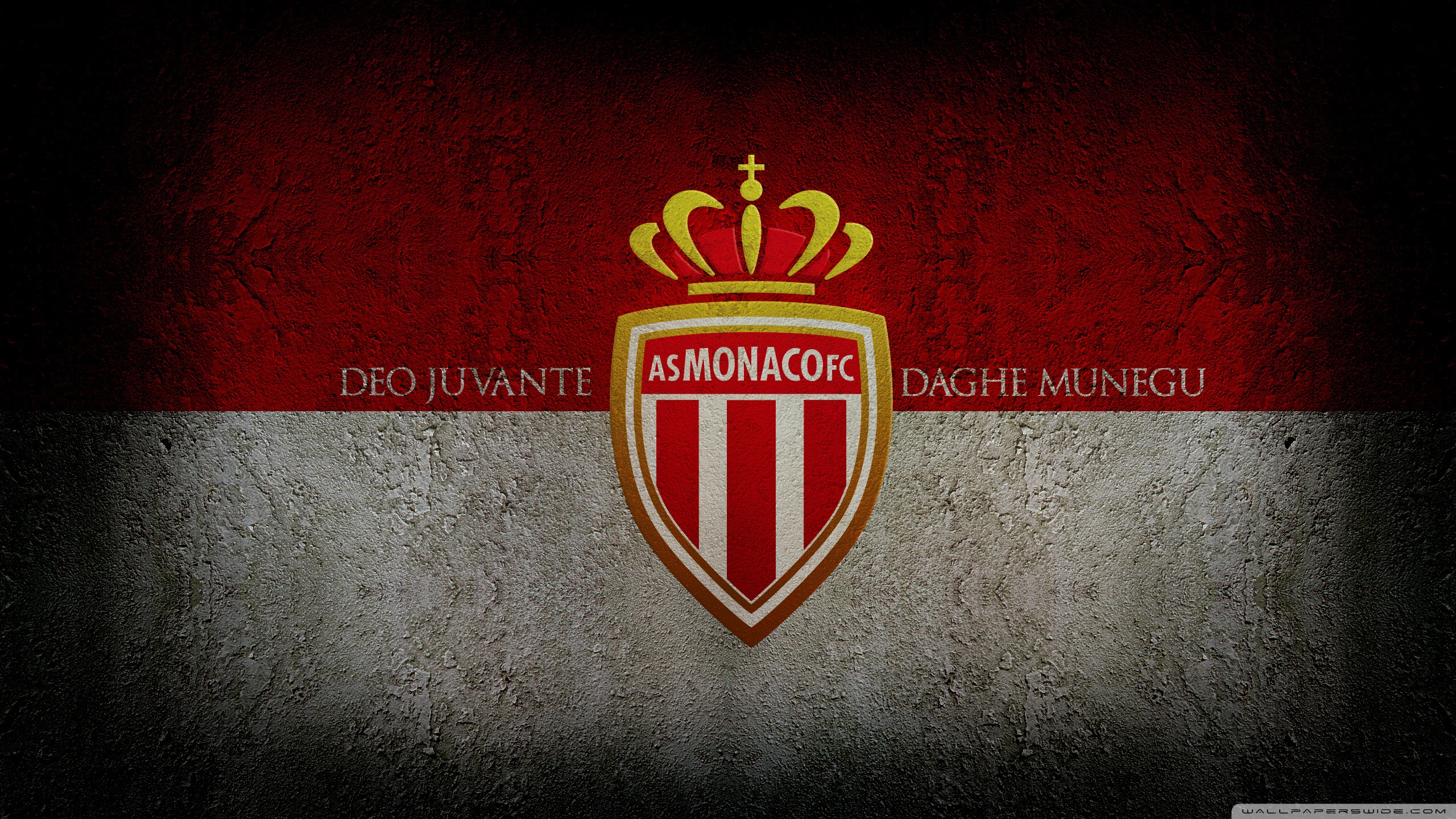 AS Monaco FC 4K HD Desktop Wallpaper for 4K Ultra HD TV Dual 2560x1440