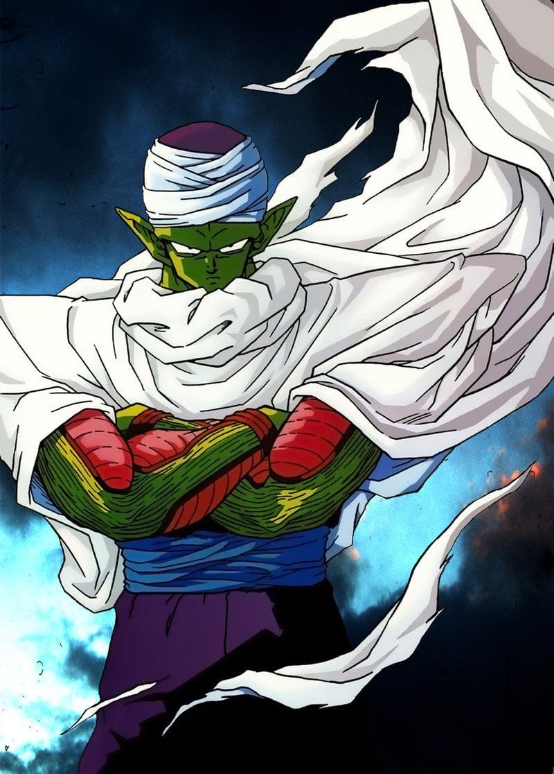 Free Download Viewing Piccolo Dragon Ball Z Hd Wallpaper Color