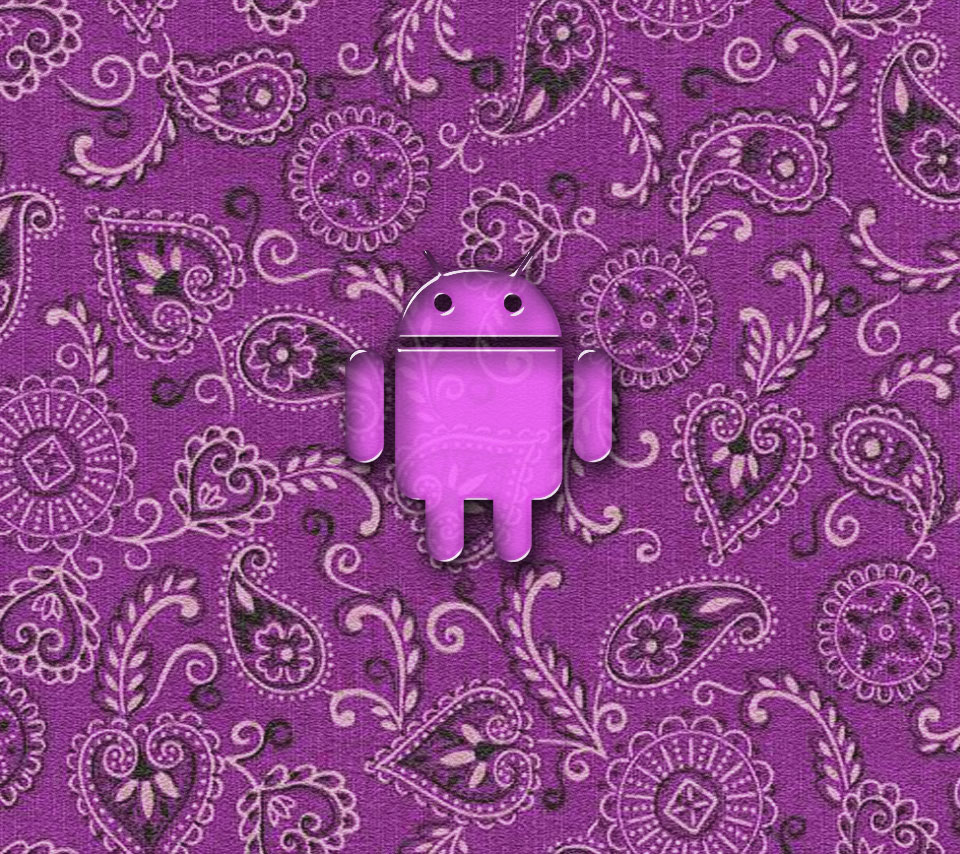 Blue Bandana Wallpaper Droid pinkviolet bandana 960x854
