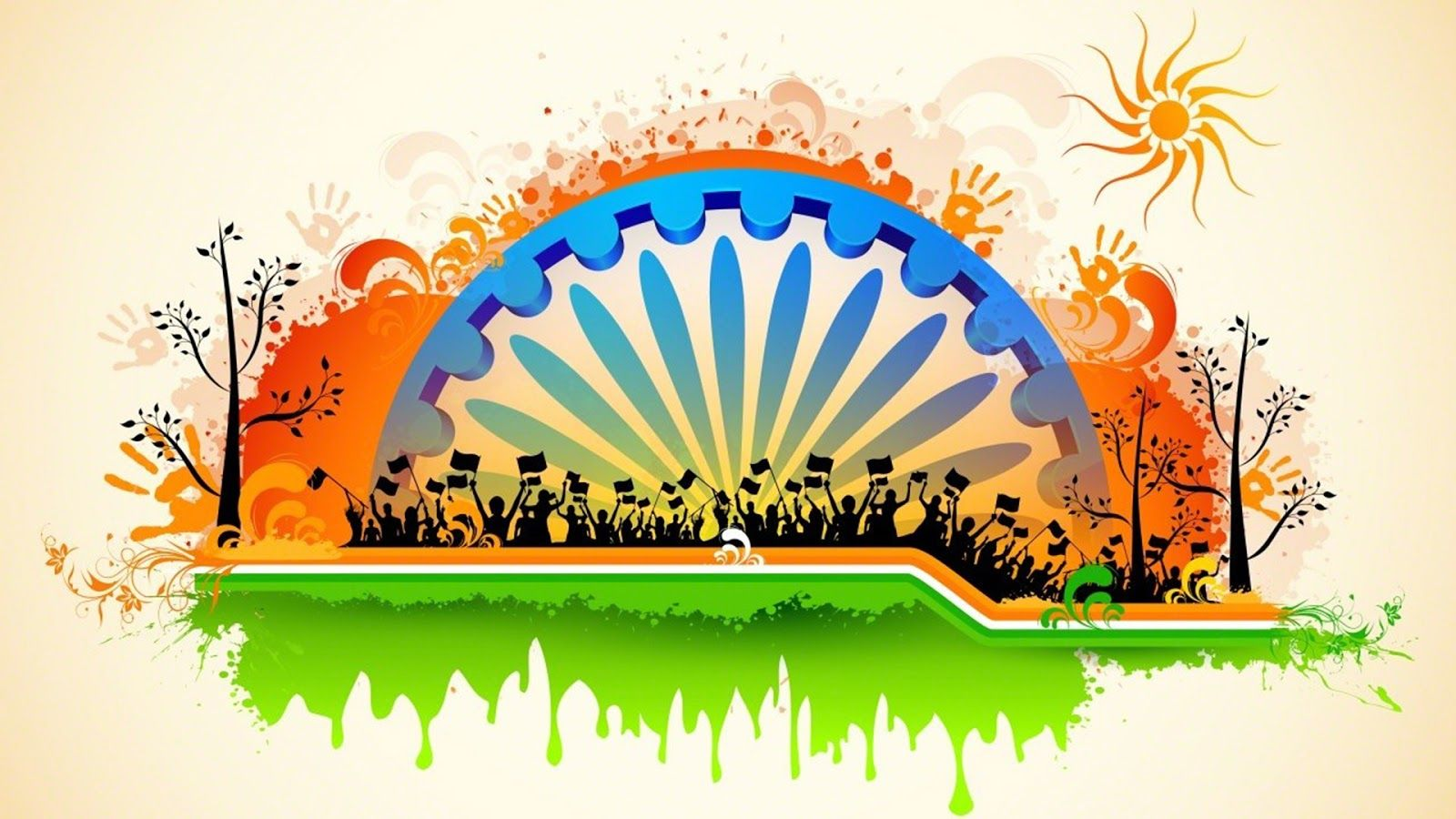 Happy Republic Day Wallpapers HD Download 1080p Happy 1600x900