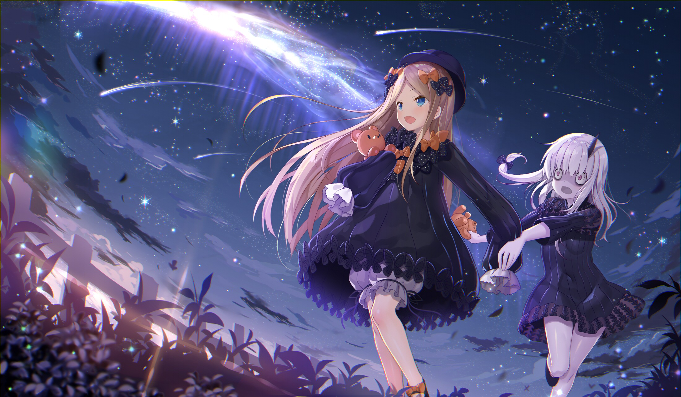 102 Abigail Williams FateGrand Order HD Wallpapers Background 2200x1284