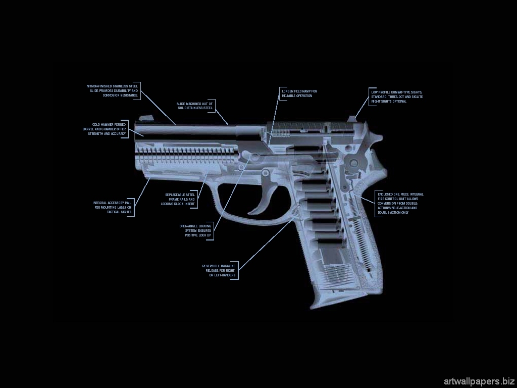 Guns Wallpapers Guns HD Wallpapers Weapon Wallpapers Desktop 1024x768