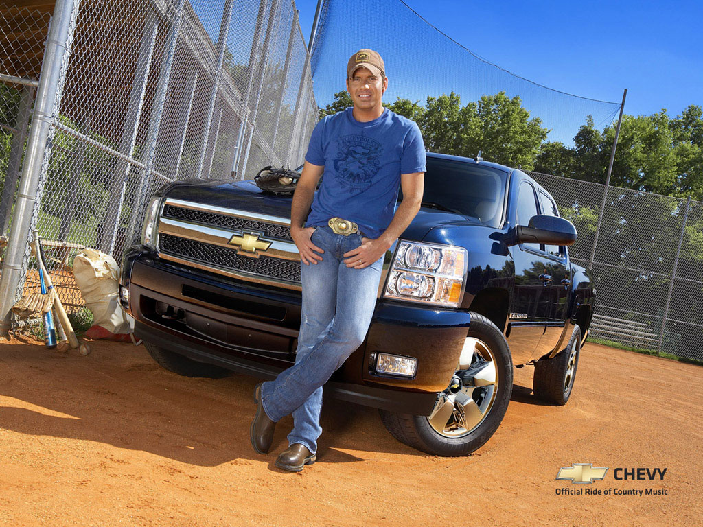 CMT Distributes Chevys 5th Annual Country Music Calendar This Year 1024x768