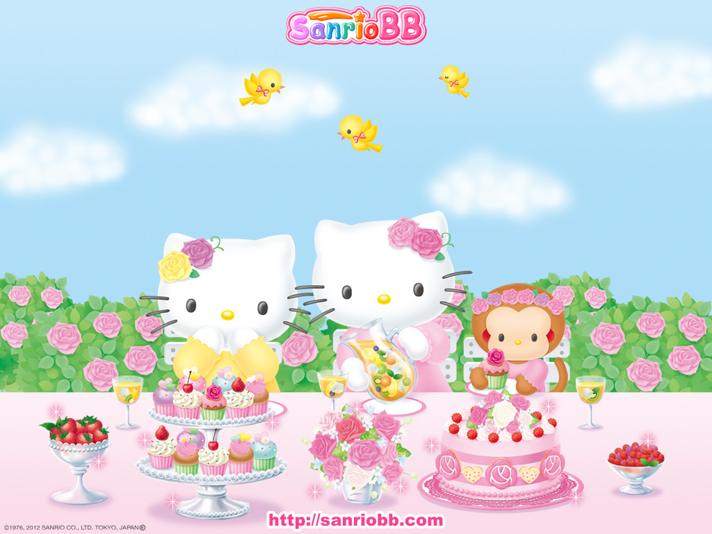 Hello Kitty Anime Wallpaper Site 1024x768