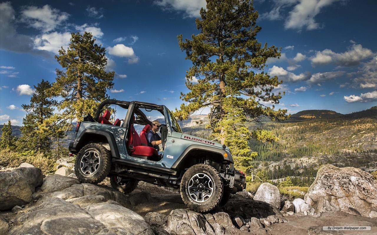 Jeep Wrangler Rubicon 1280x800