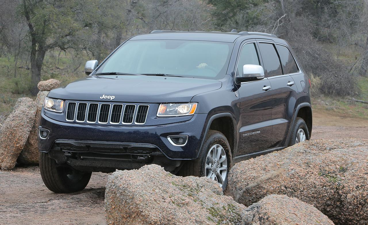 2014 Jeep Grand Cherokee Limited 1280x782
