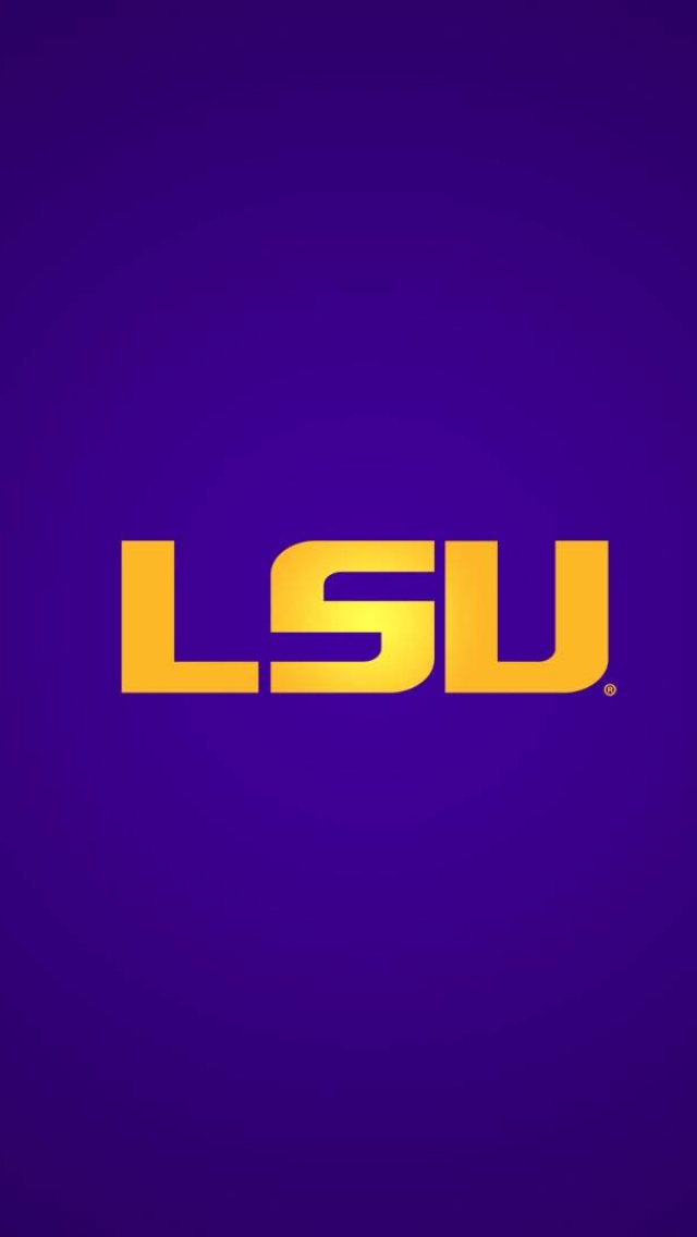 Lsu Tigers Iphone Wallpaper Lsu purple wallpaper 640x1136