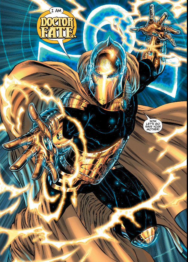 Tower of Fate Dr Fate 2013 Year in Review 627x876