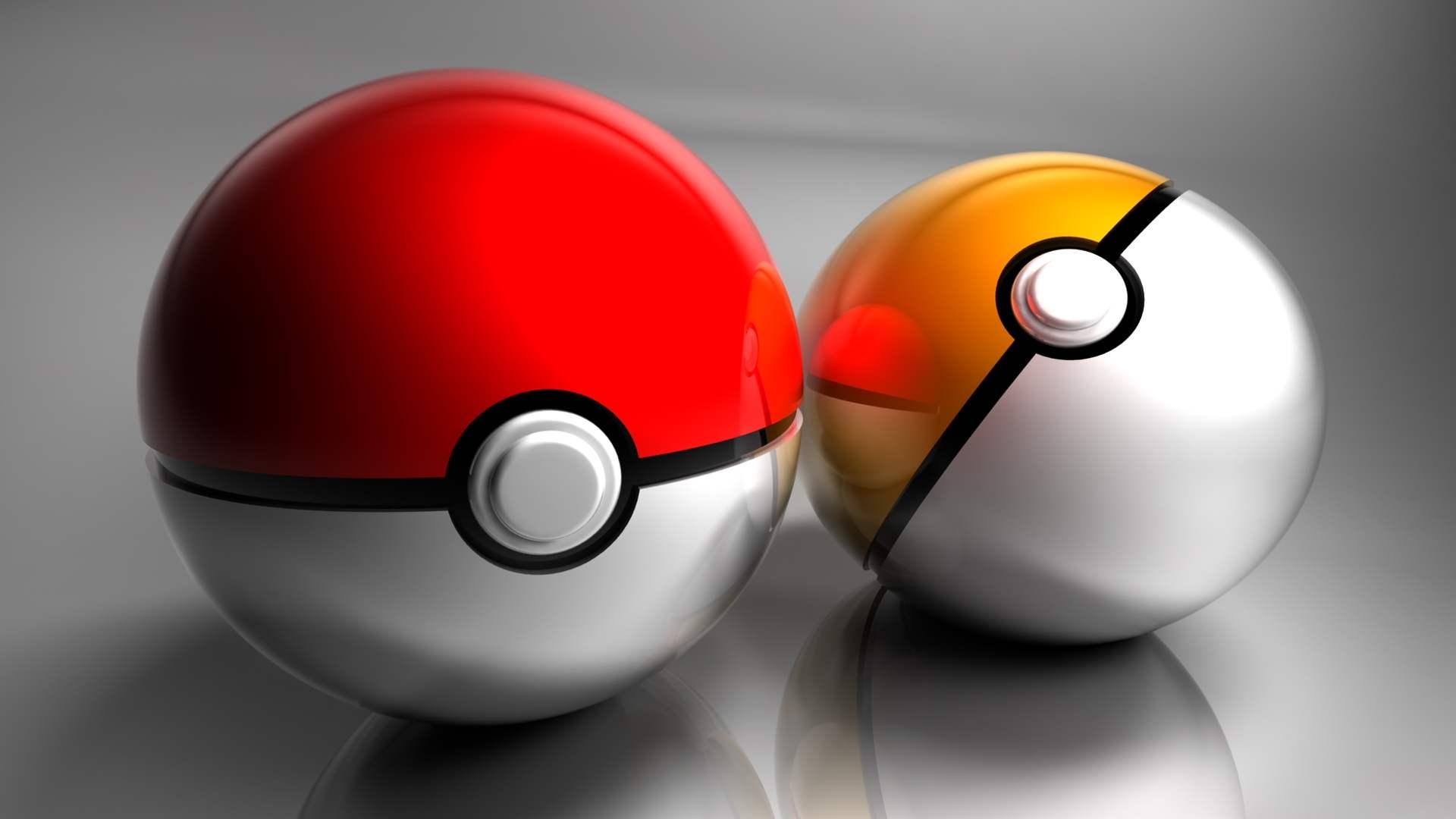 Pokeballs Modern Pokemon Shows wallpapers HD   146410 1920x1080