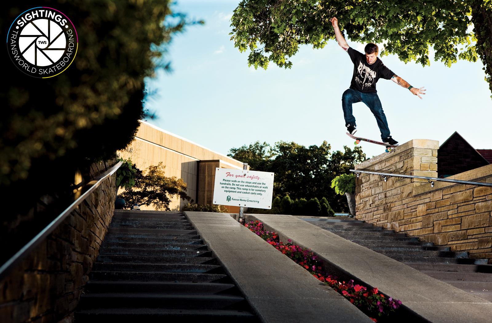 Wednesday Wallpaper Chris Cole Transworld Skateboarding 1600x1050