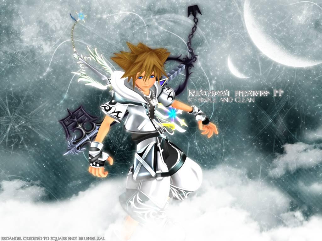 Kingdom Hearts PC Game Desktop Background 04 1024x768