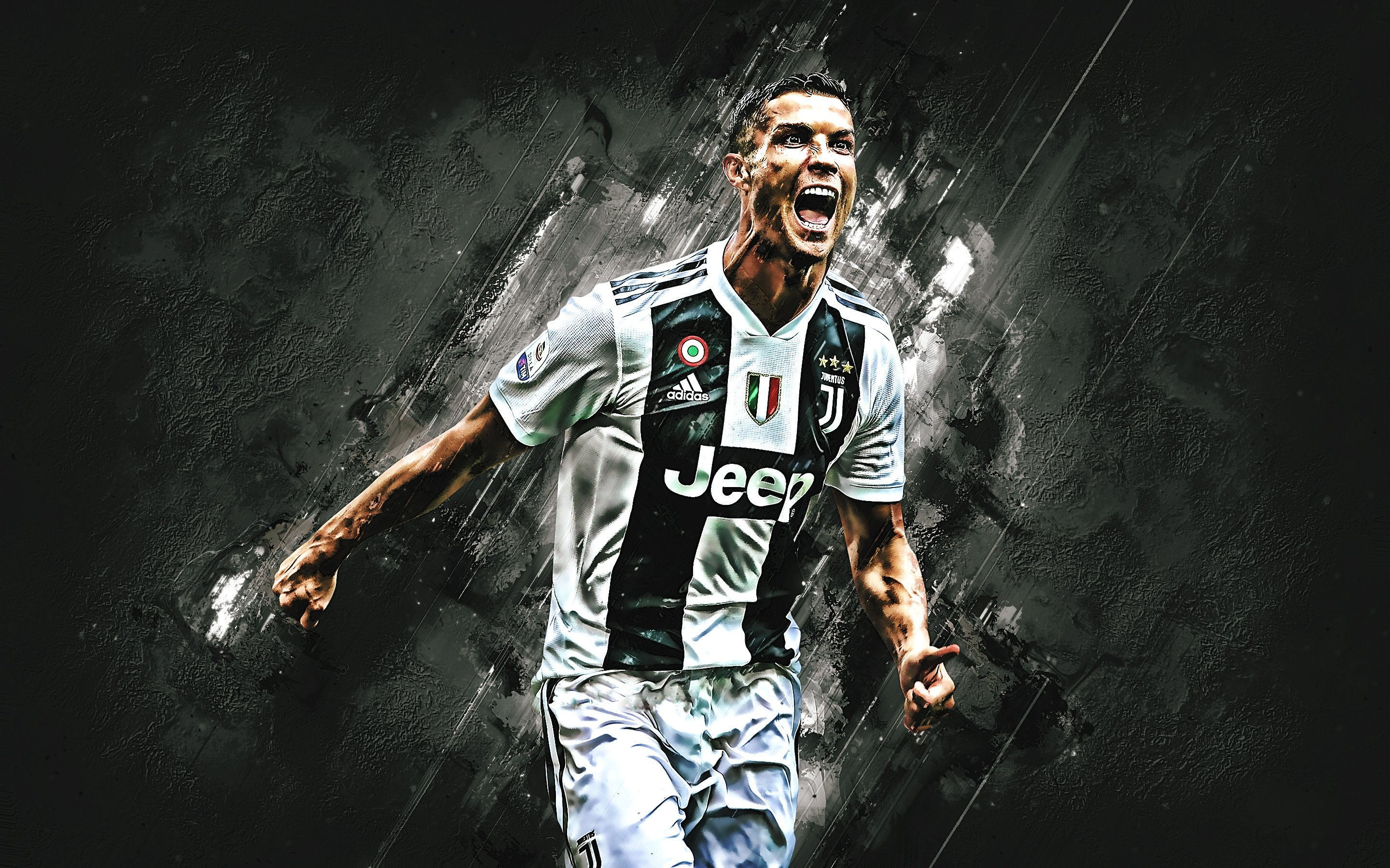 Cristiano Ronaldo Football Wallpaper 2880x1800
