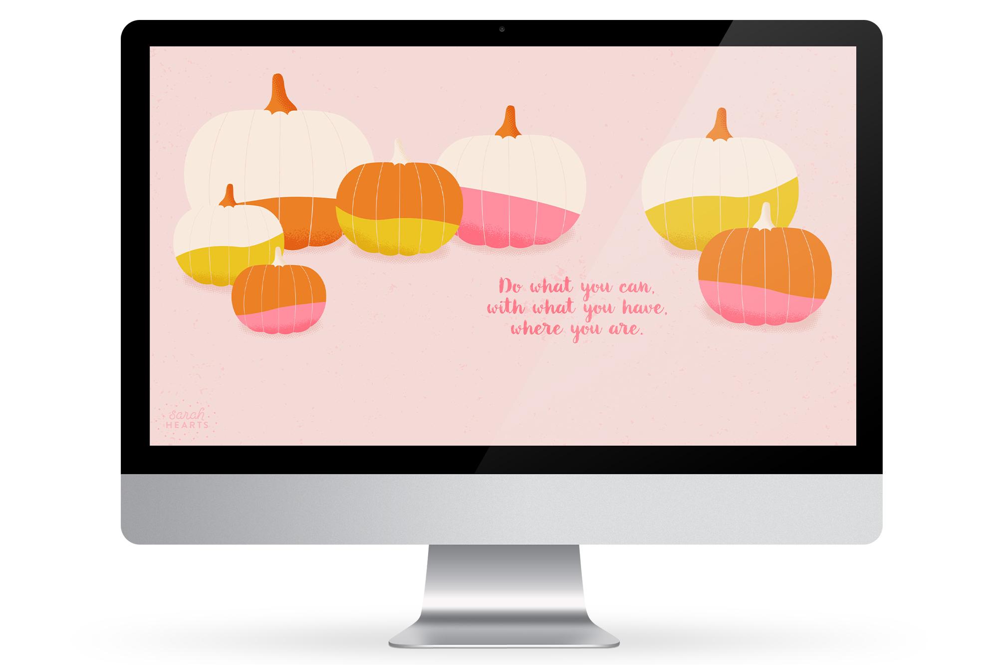 November 2015 Calendar Wallpaper - Sarah Hearts