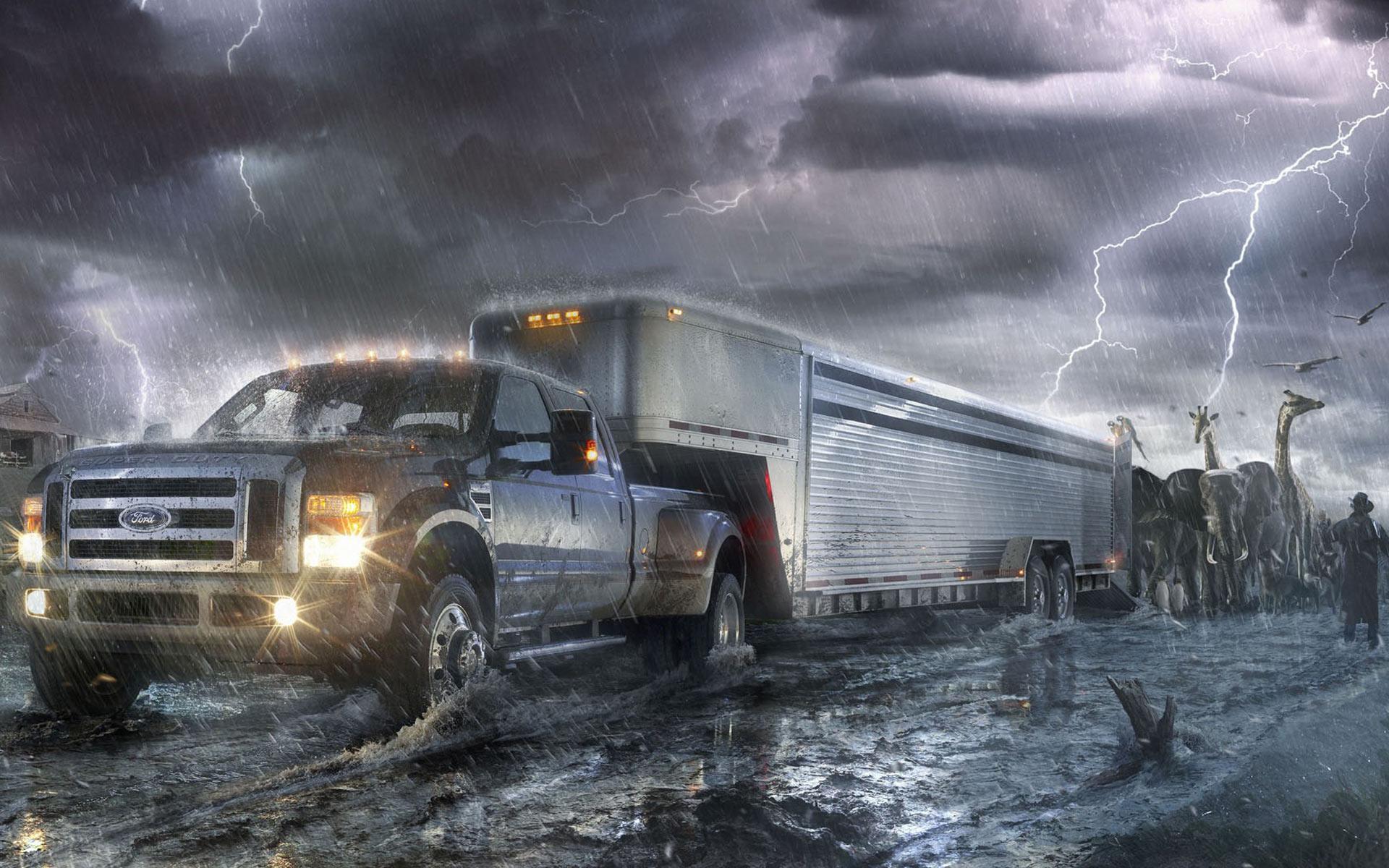 Best Ford Truck Wallpaper HD 382 High Resolution 1920x1200