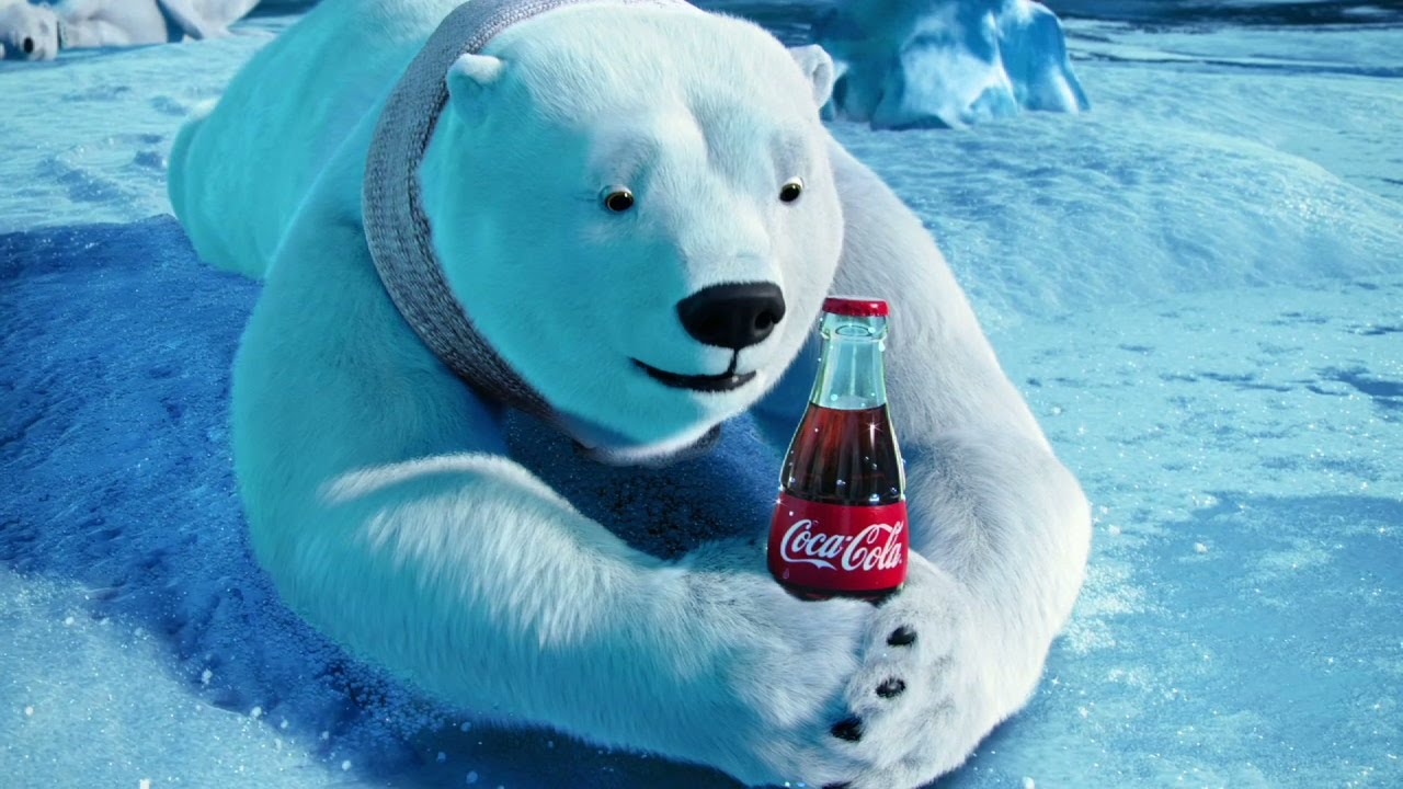 The Enduring History of Coca Colas Polar Bears The Coca Cola Company 1280x720
