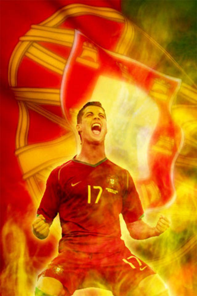Cristiano Ronaldo iPhone Wallpaper HD 640x960