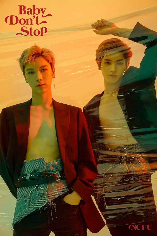 Paroles Lyrics NCT U Baby Dont Stop 668x1000