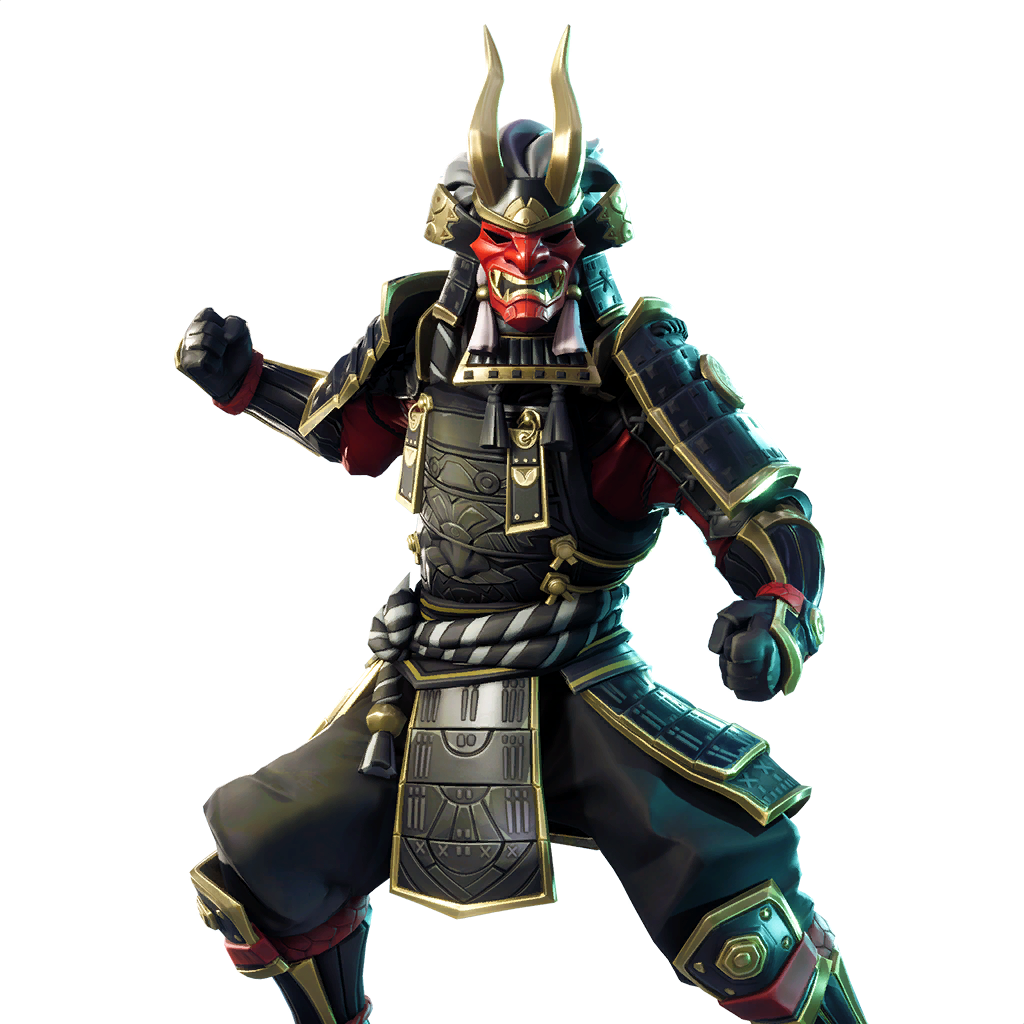 Fortnite Shogun Skin   Outfit PNGs Images   Pro Game Guides 1024x1024