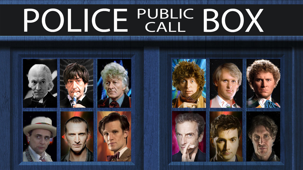 All 12 Doctors Wallpaper Images Pictures   Becuo 1024x576