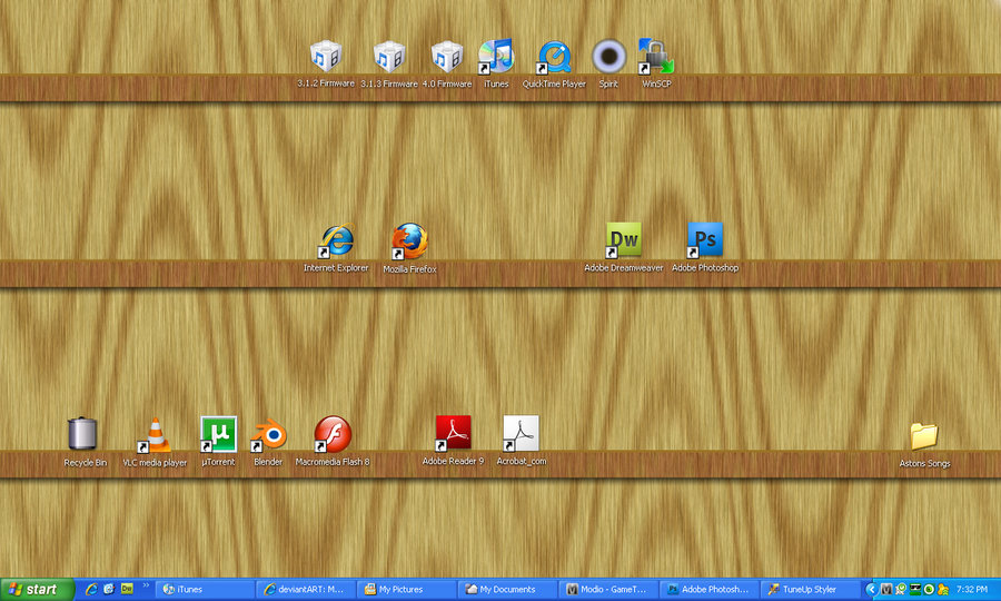 My Bookshelf Desktop by Addiction202 on deviantART 900x540