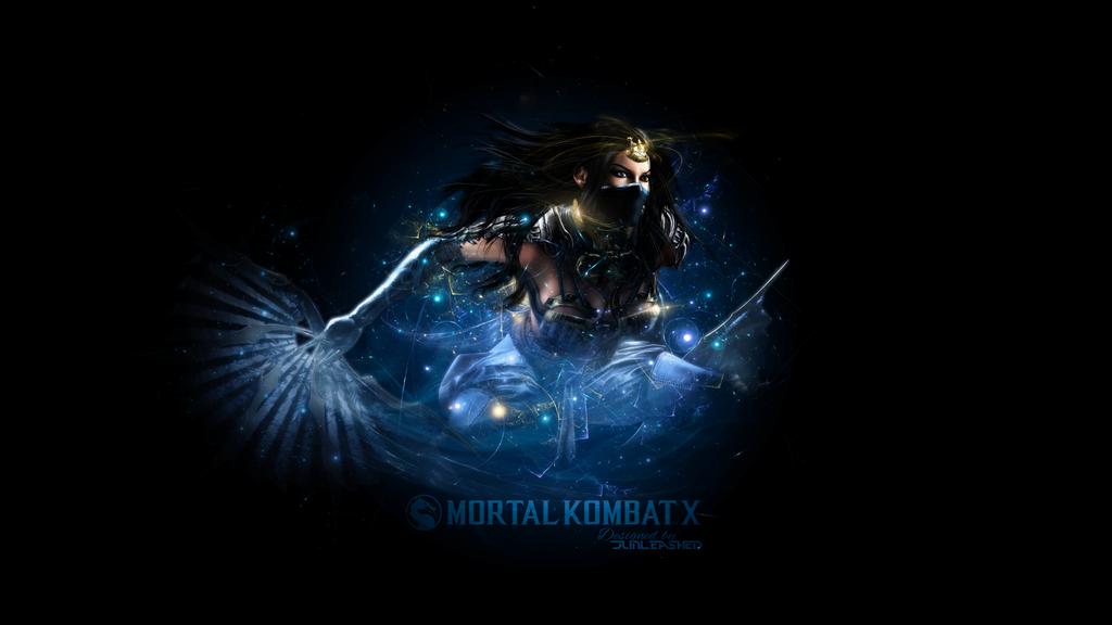 Mortal Kombat 9 Rain Wallpaper