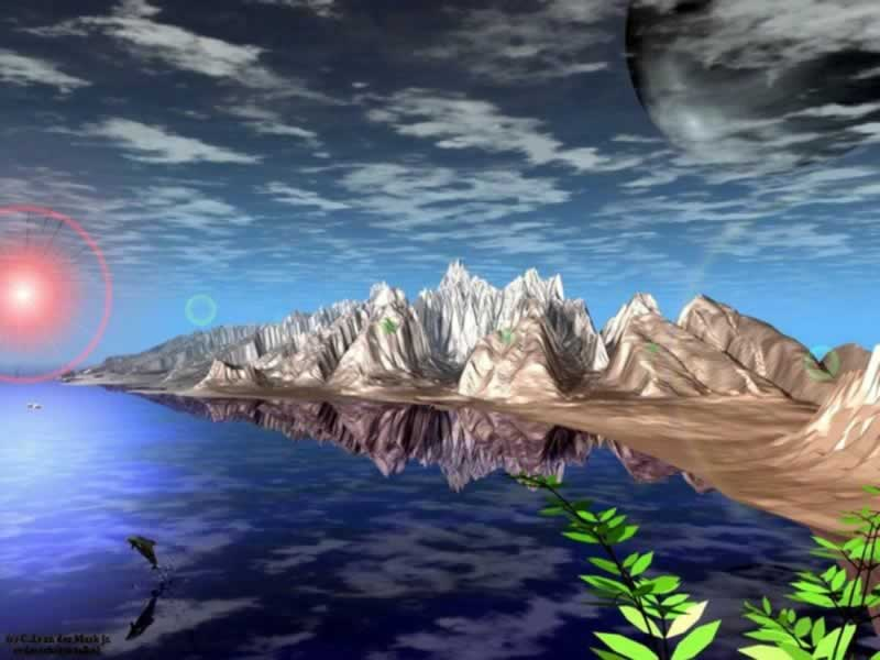 Beautiful 3D Wallpaper For PC