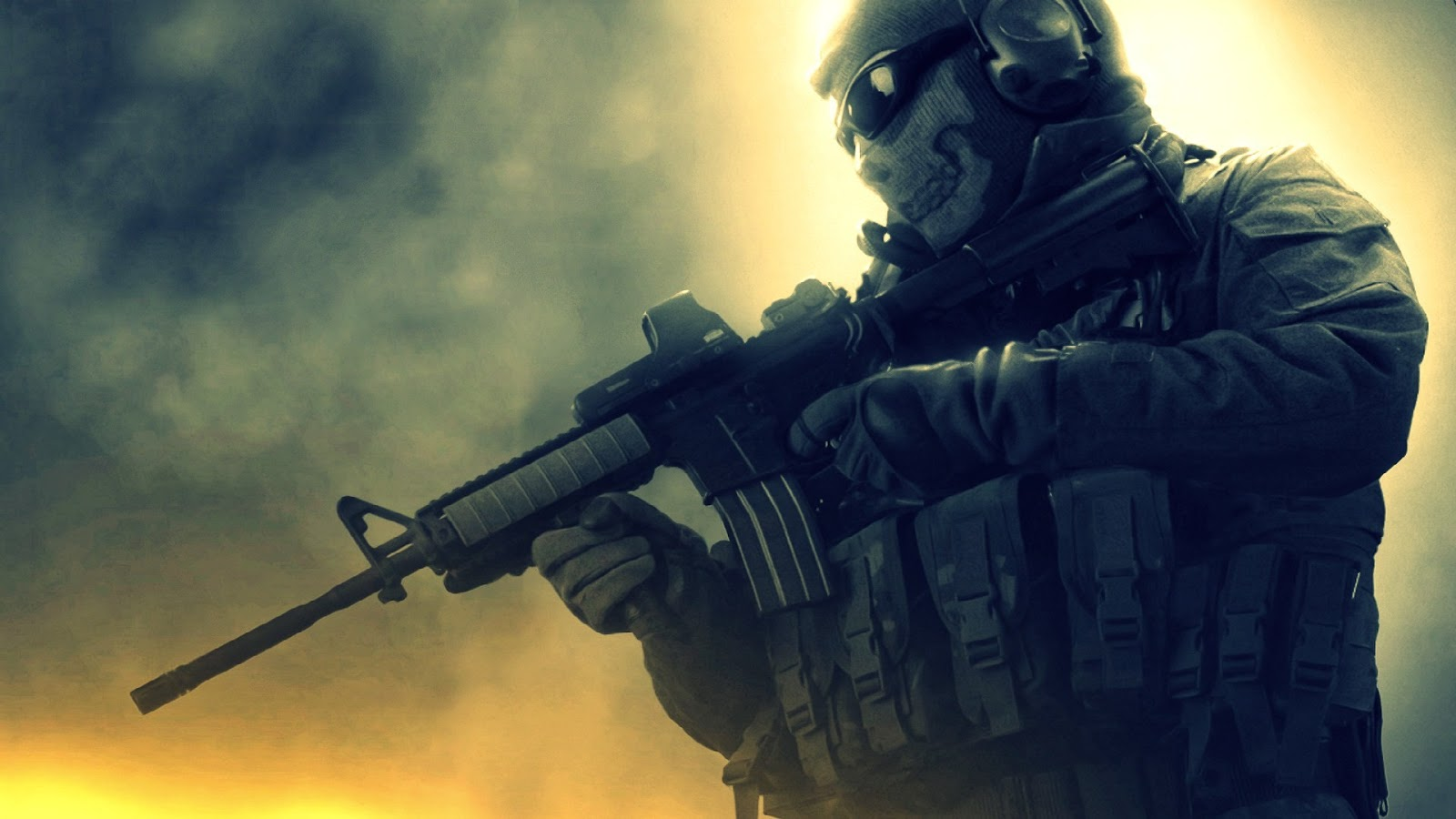 Soldier HD Wallpapers 1600x900