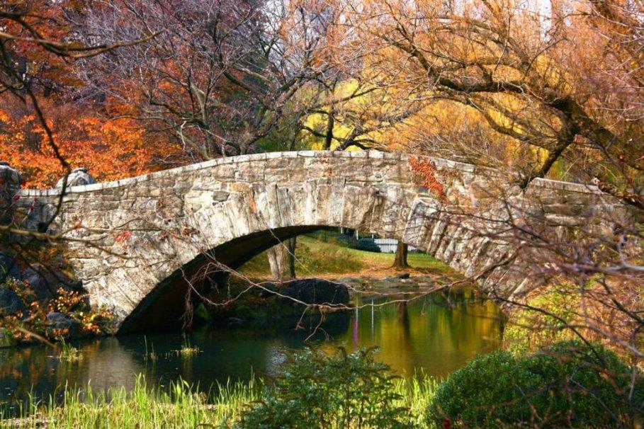 pont de pierre central park Wallpaper   ForWallpapercom 909x606