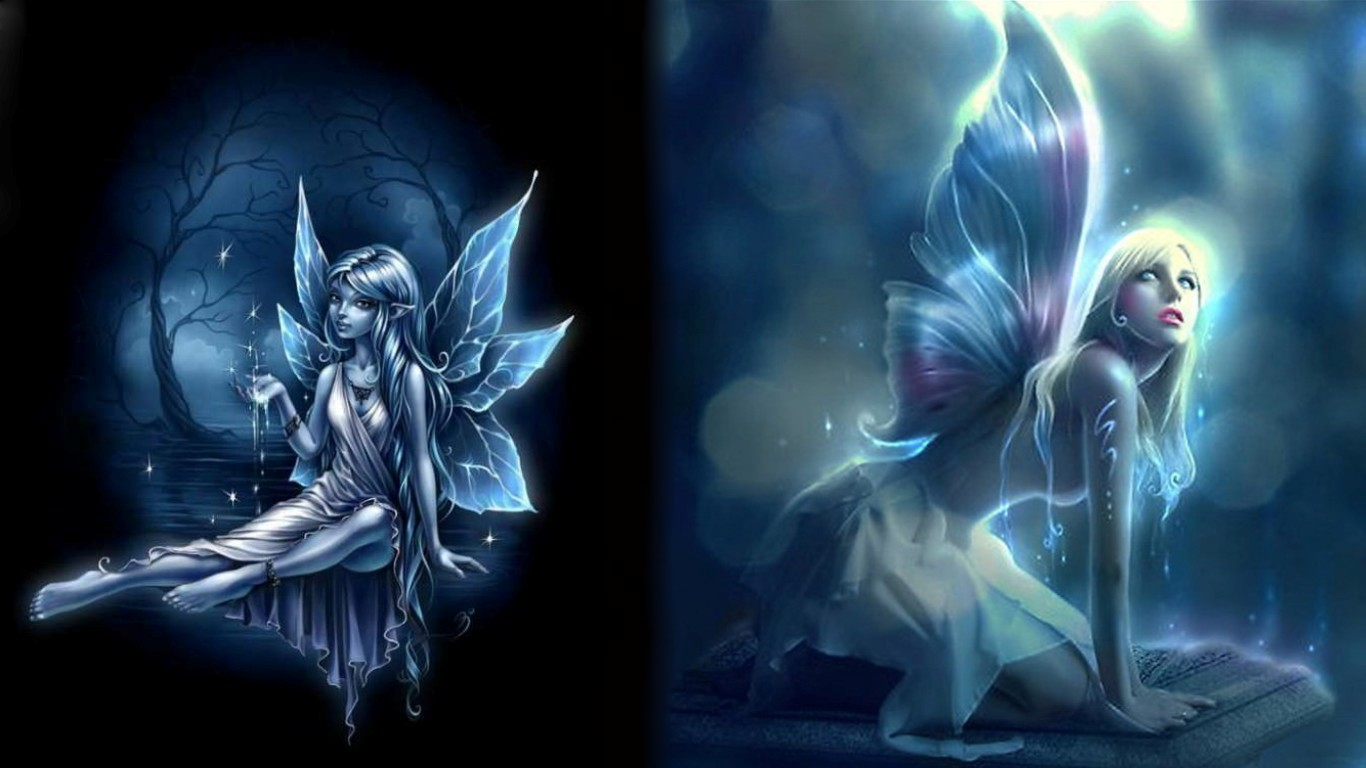 Free Download Fantasy Fairy Wallpaper Hd 5 Hd Wallpaper
