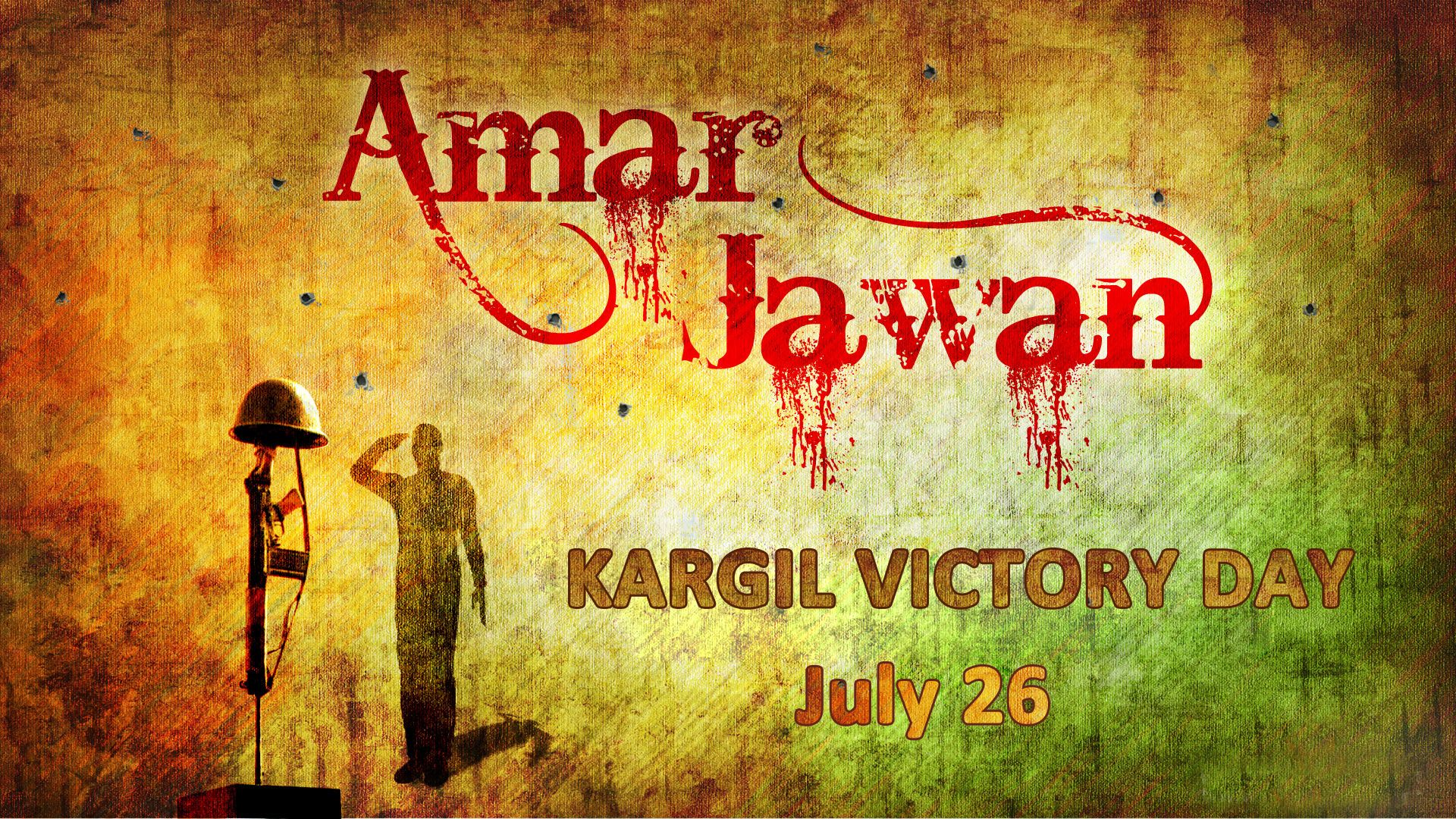Kargil Vijay Diwas is Celebrating on 26th July 2015 Check out 1920x1080