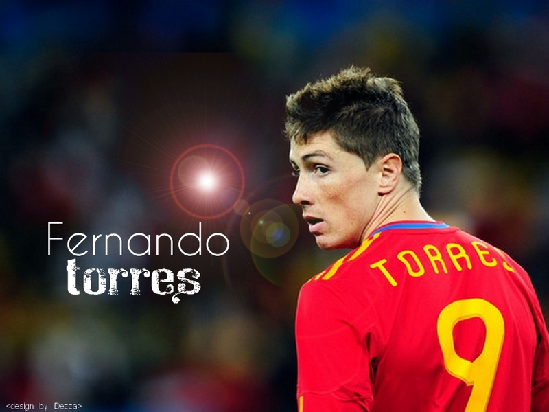 Fernando Torres Wallpaper Fernando Torres 800x600