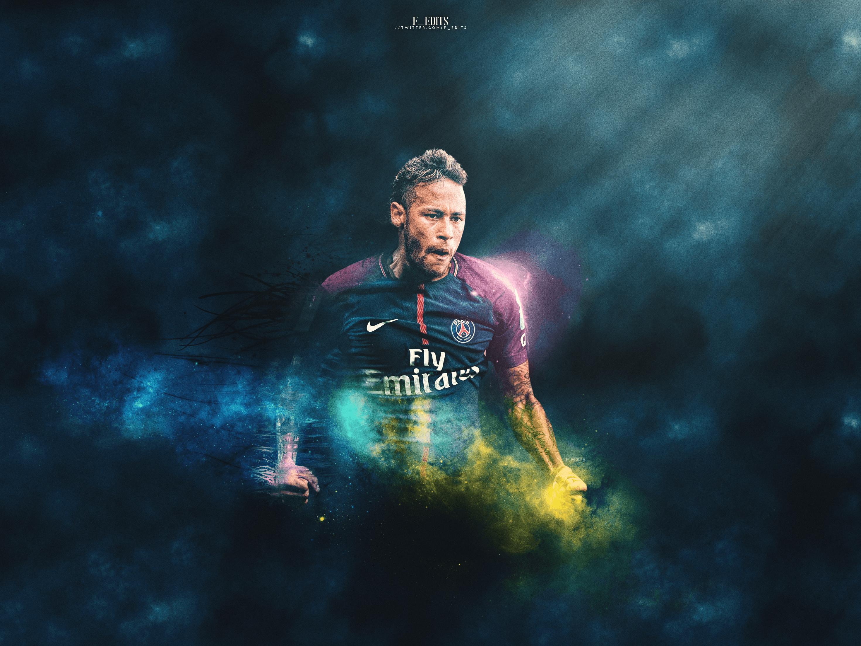 Neymar PSG Wallpapers 2941x2205