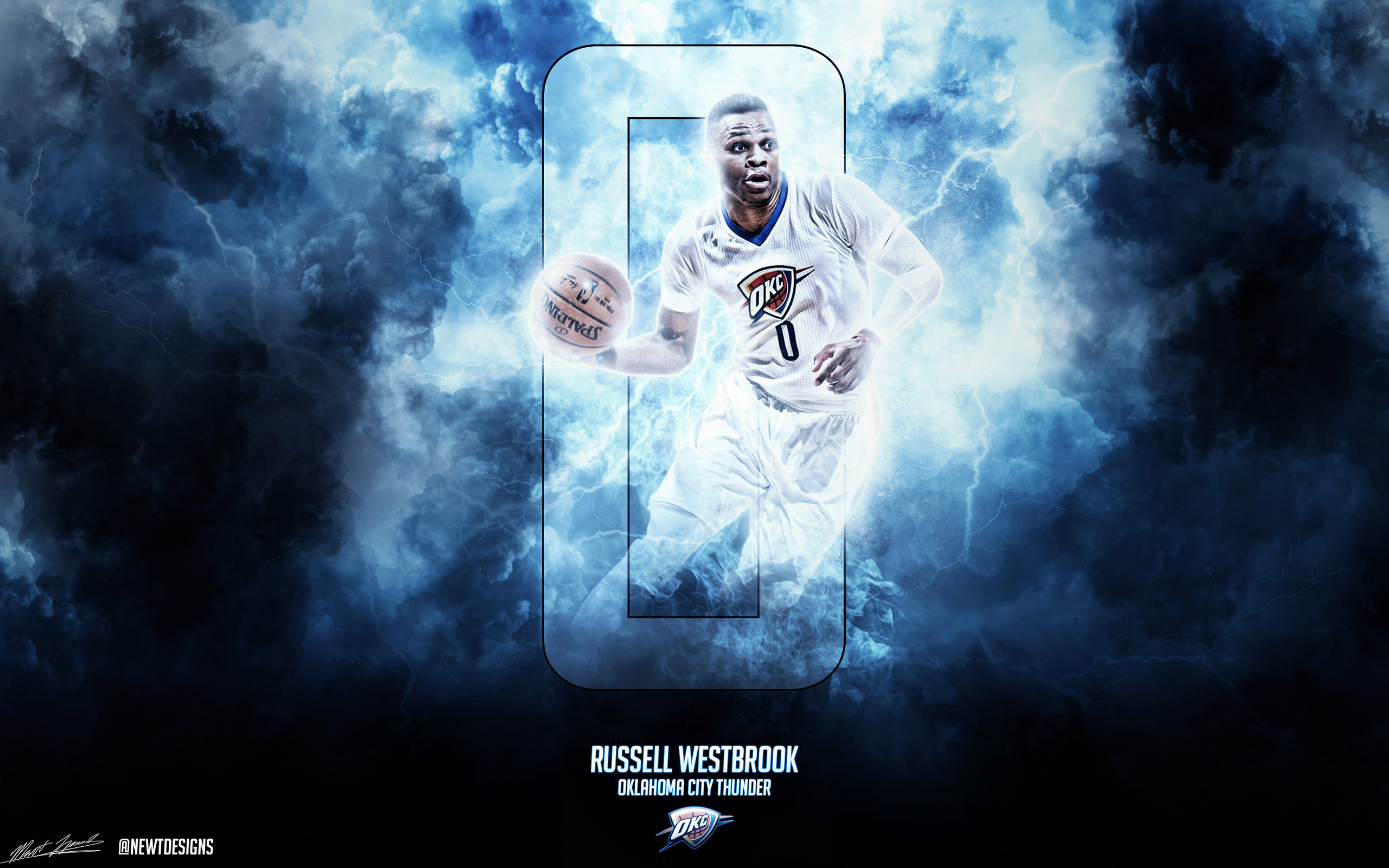 Russell Westbrook 25601600 Wallpaper Basketball Wallpapers at 2560x1600