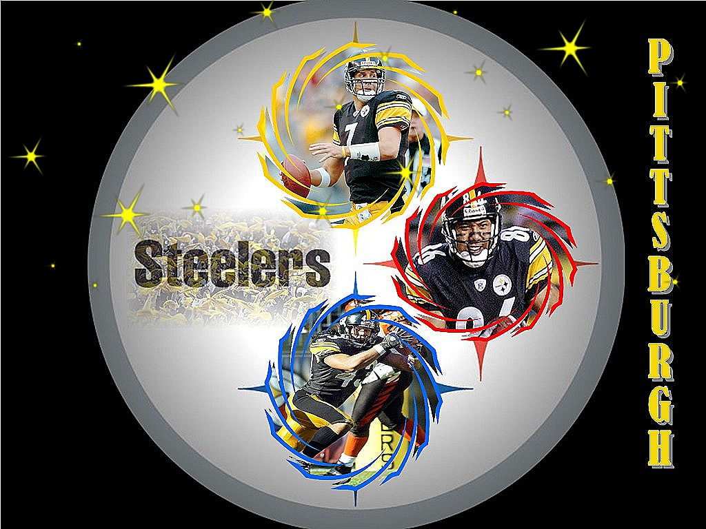 Awesome Pittsburgh Steelers wallpaper wallpaper Pittsburgh Steelers 1024x768