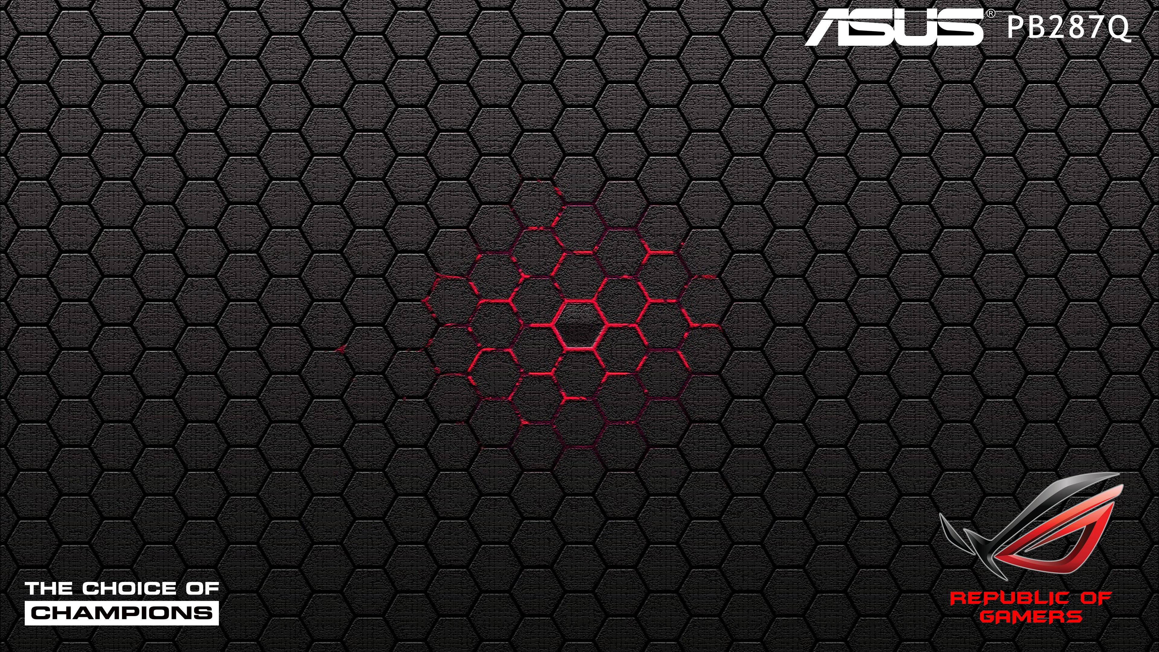 Wallpaper Owl Strix Asus Hd 4k Creative Graphics 10199: ASUS ROG Wallpaper 4K