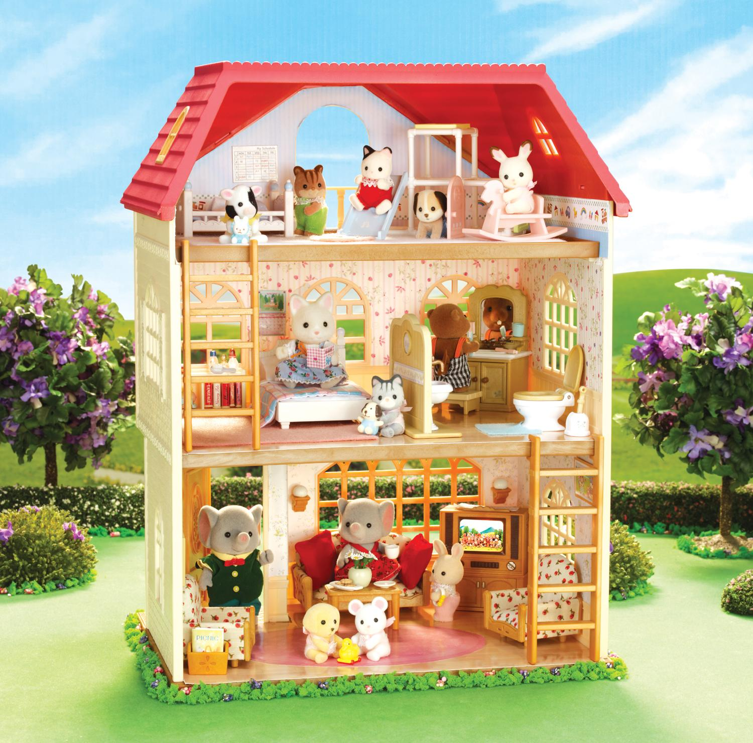 If you like the Calico Critters Oakwood Home then may we also suggest 1500x1480