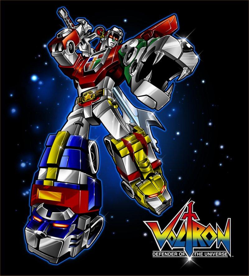 Voltron Force Blue Lion