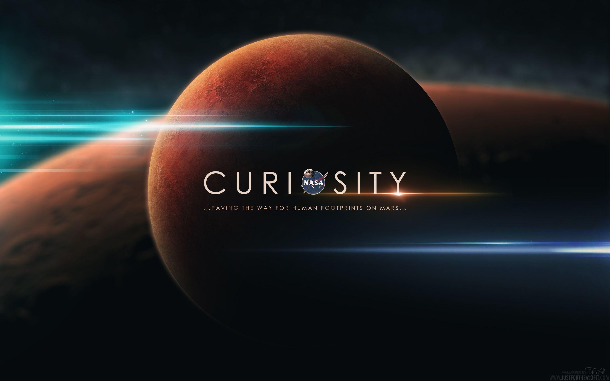 NASA Logo Wallpapers 2560x1600
